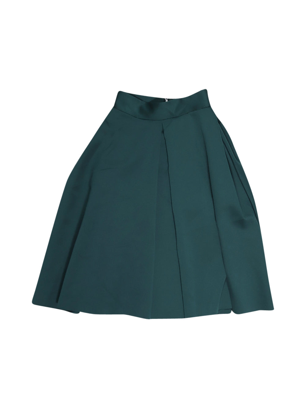 Front photo of Preloved Asos Green Woman's skirt - size 6/XS
