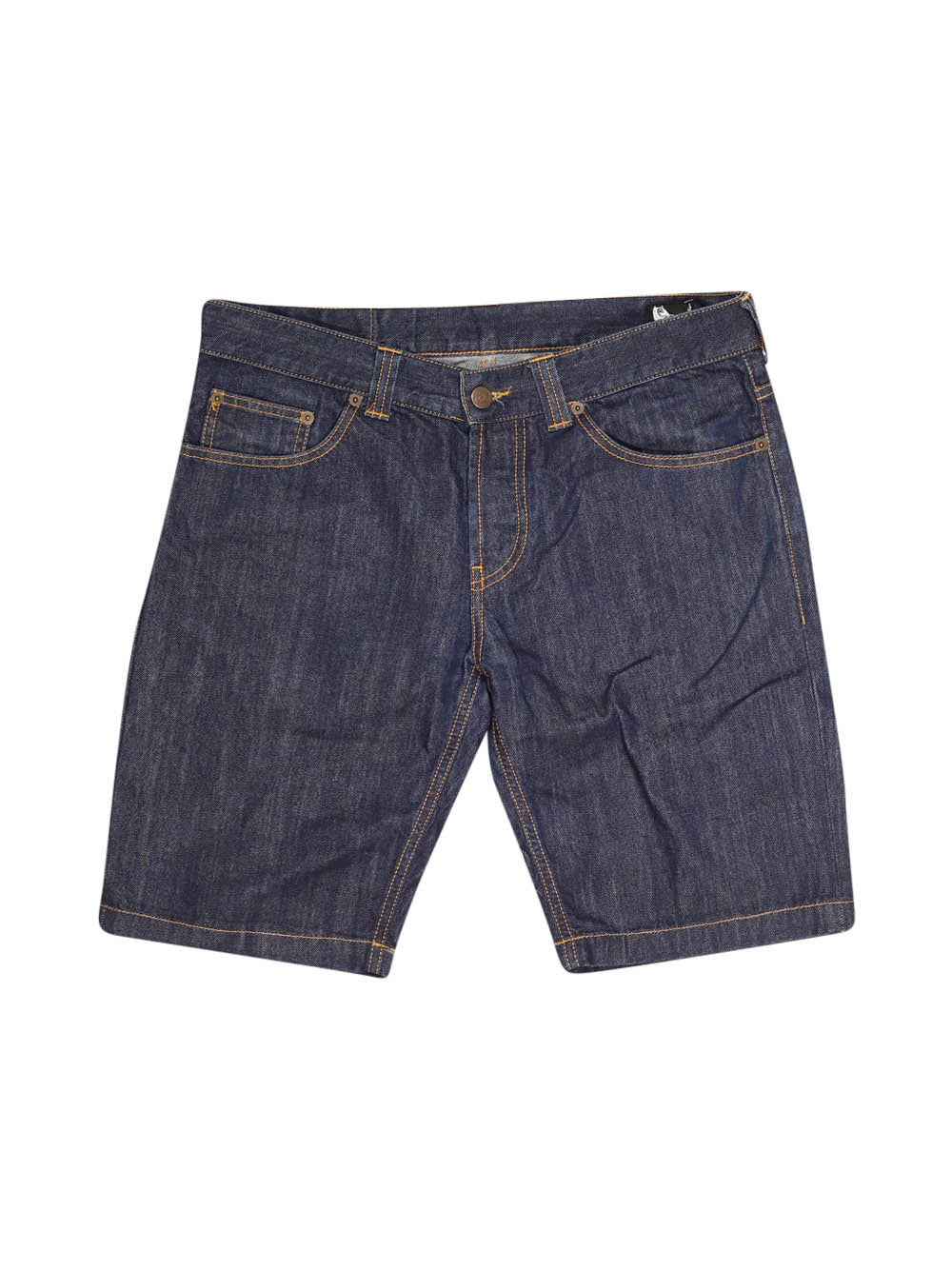 Front photo of Preloved IT'S ARTON Blue Man's shorts - size 38/M