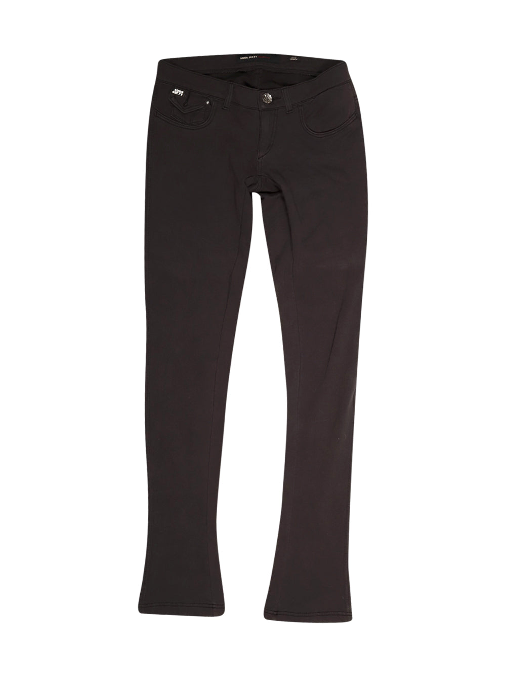 Front photo of Preloved Miss Sixty Black Woman's trousers - size 14/XL