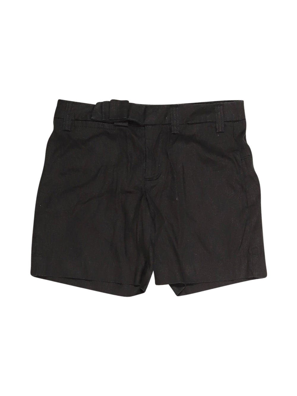 Front photo of Preloved Miss Sixty Black Woman's shorts - size 6/XS