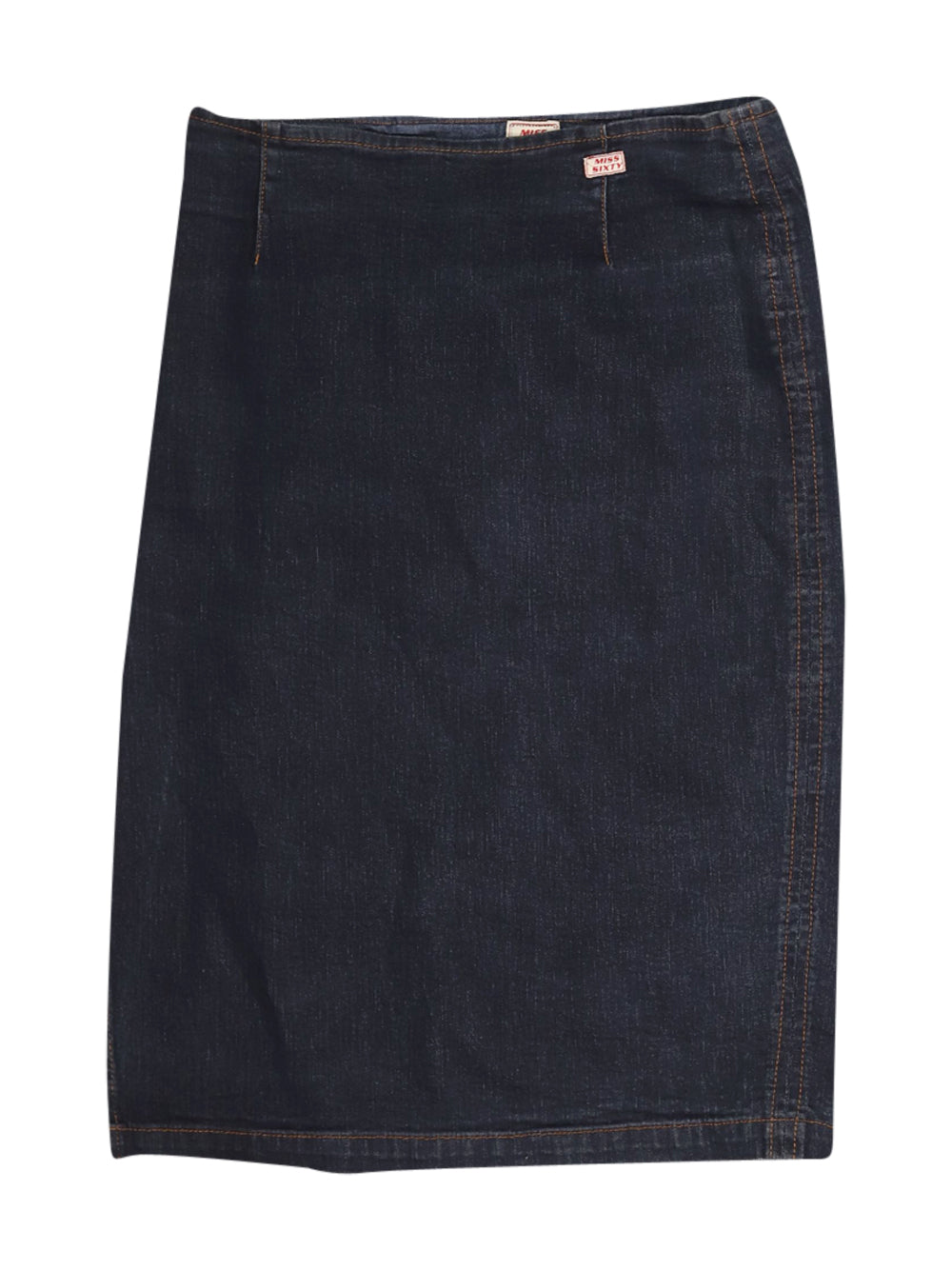 Front photo of Preloved Miss Sixty Blue Woman's skirt - size 10/M