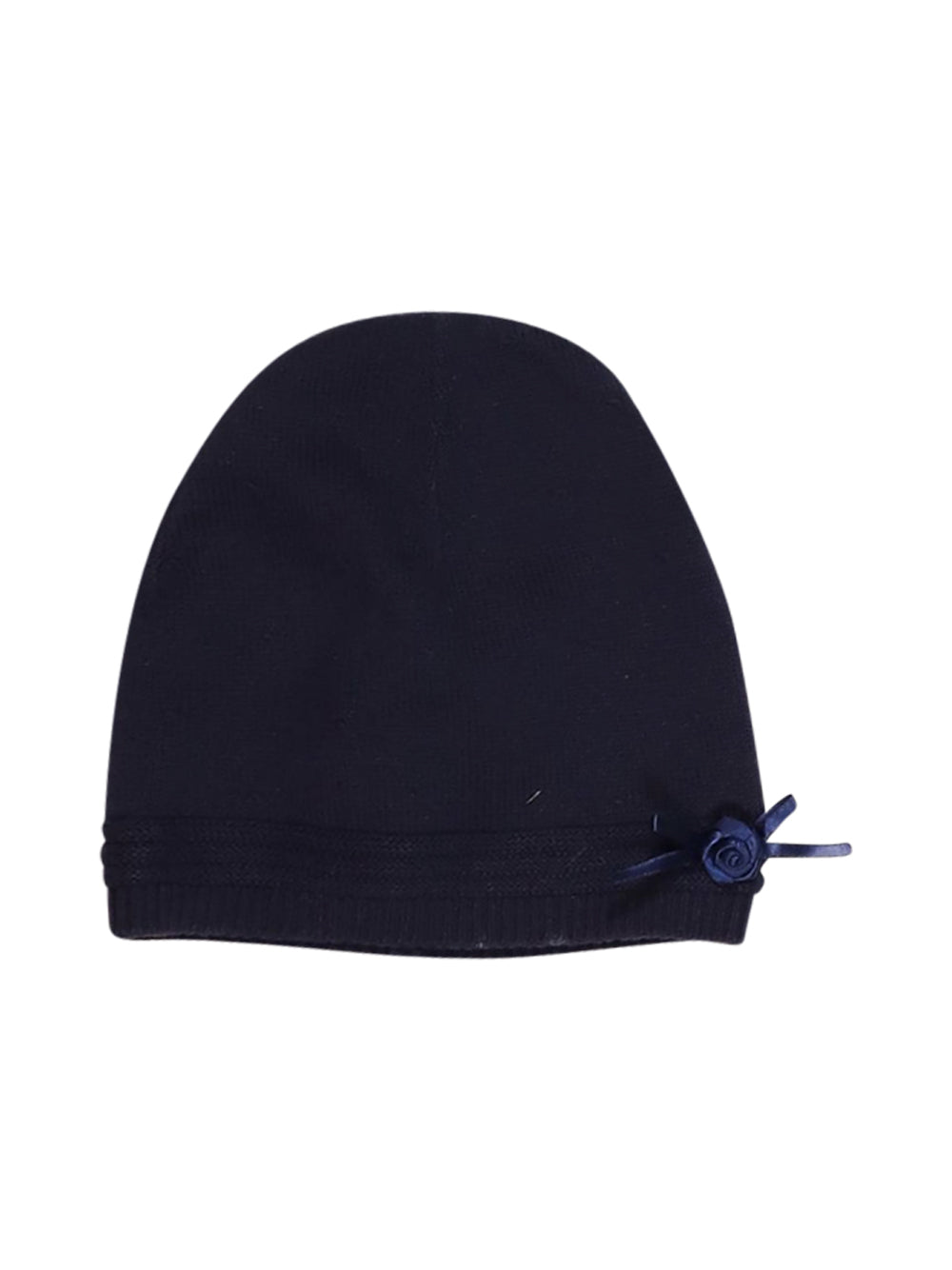 Front photo of Preloved Chicco Blue Girl's hat - size 12-18 mths
