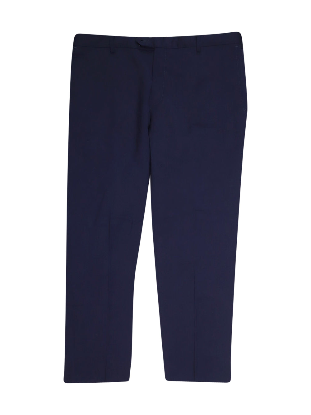 Front photo of Preloved SanRemo Blue Man's trousers - size 42/XL