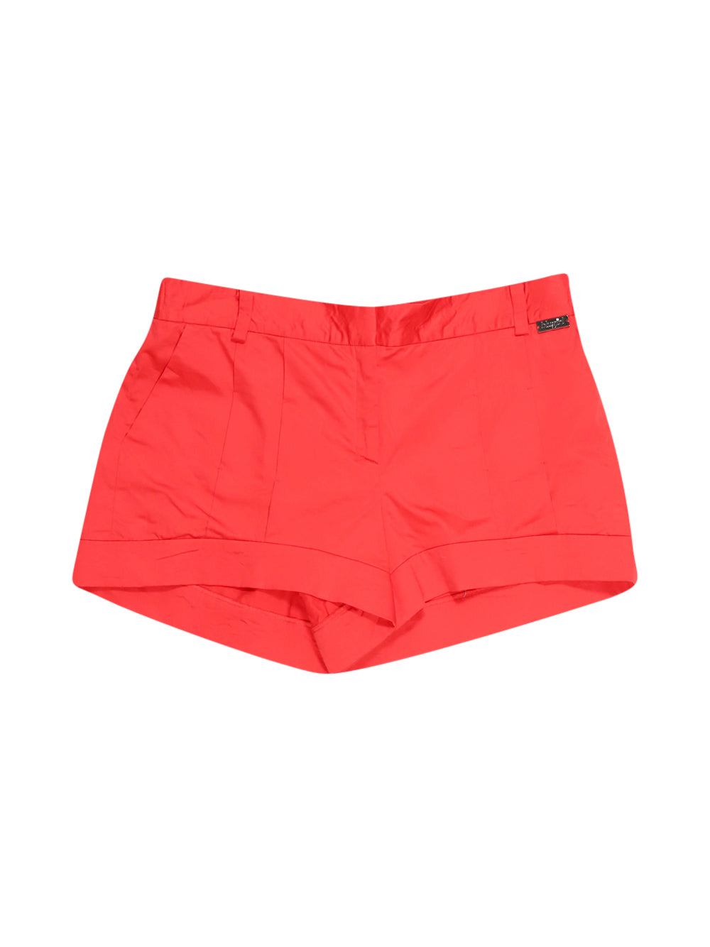 Front photo of Preloved Blugirl Red Woman's shorts - size 10/M