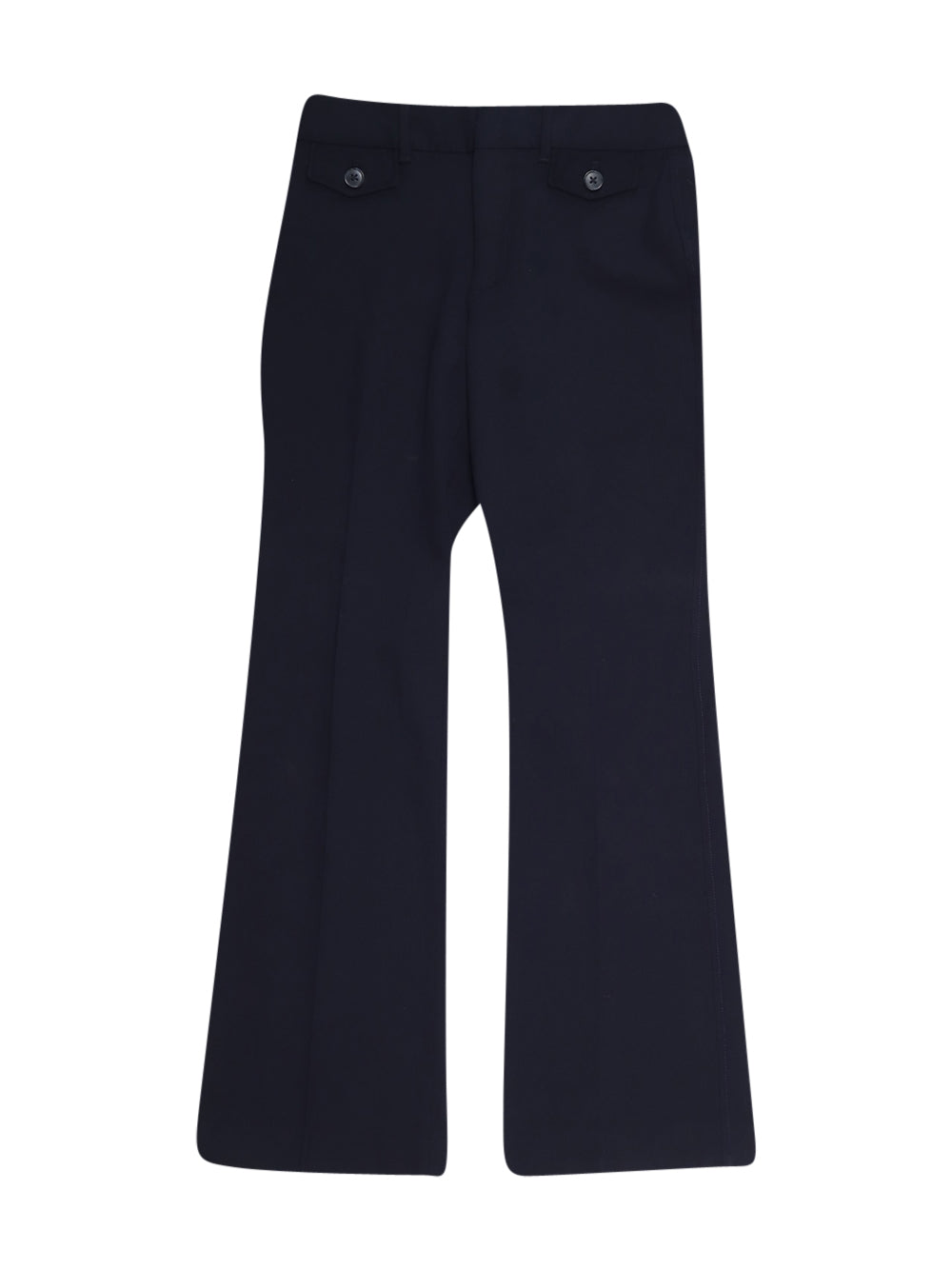 Front photo of Preloved Gap Blue Woman's trousers - size 8/S