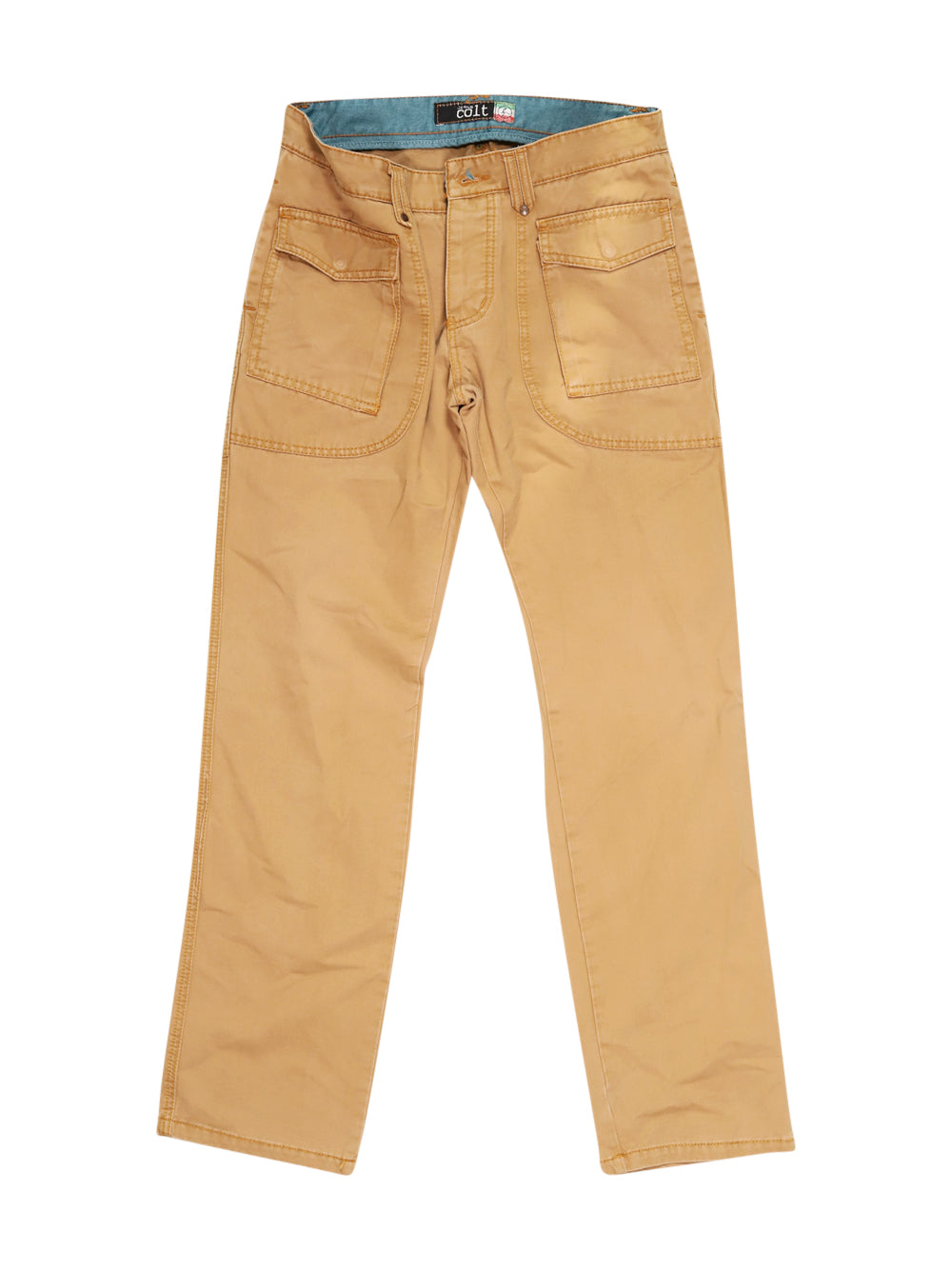 Front photo of Preloved colt Brown Man's trousers - size 38/M