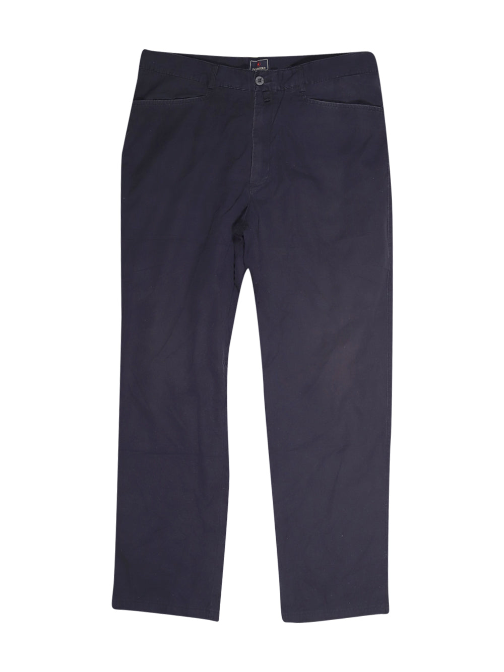 Front photo of Preloved Ivy Oxford Blue Man's trousers - size 48/XXXL