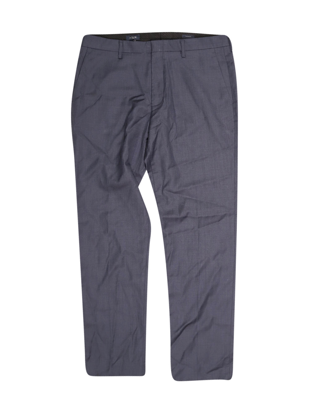 Front photo of Preloved J.Crew Blue Man's trousers - size 38/M