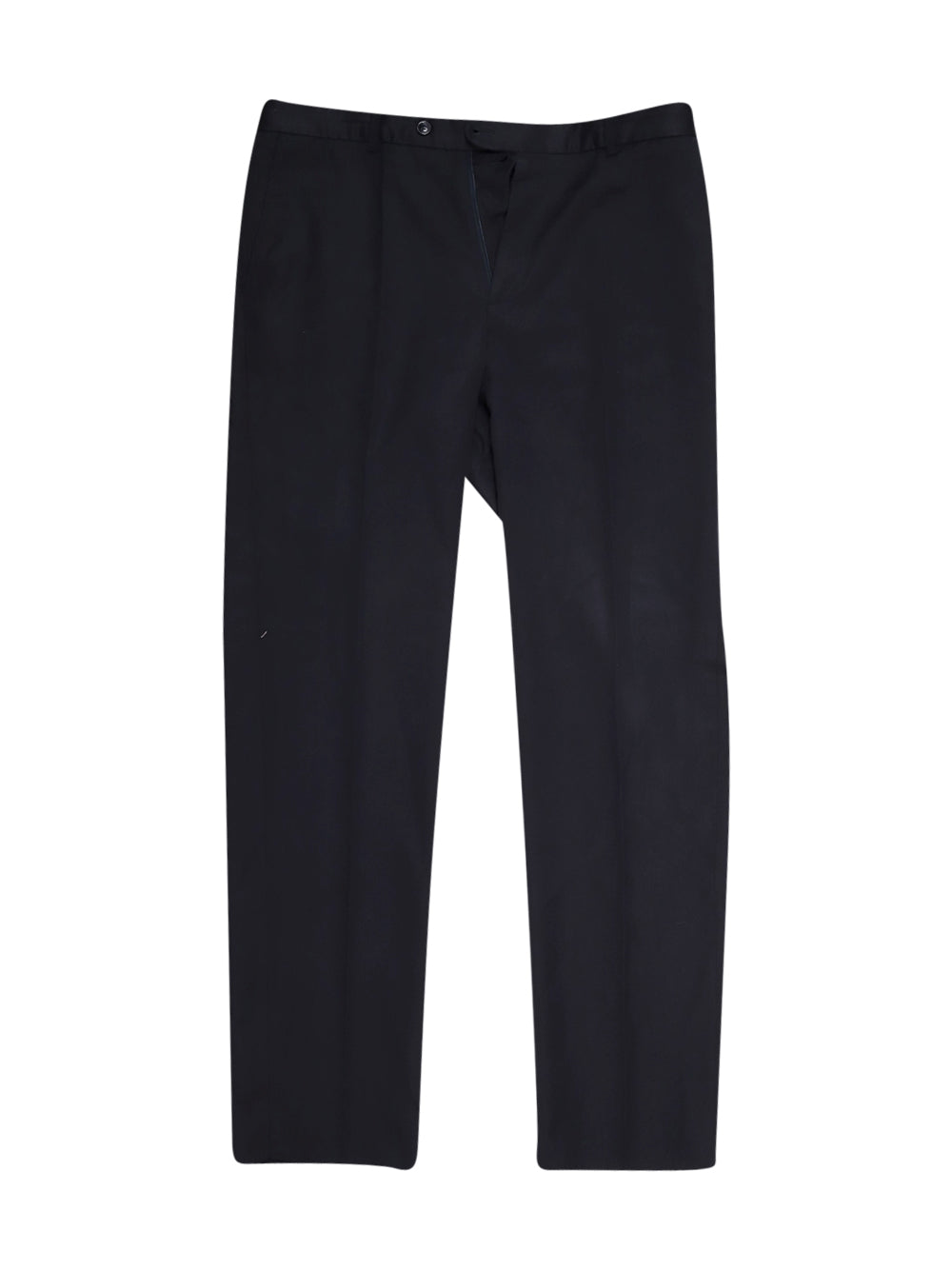 Front photo of Preloved FENI Black Man's trousers - size 42/XL