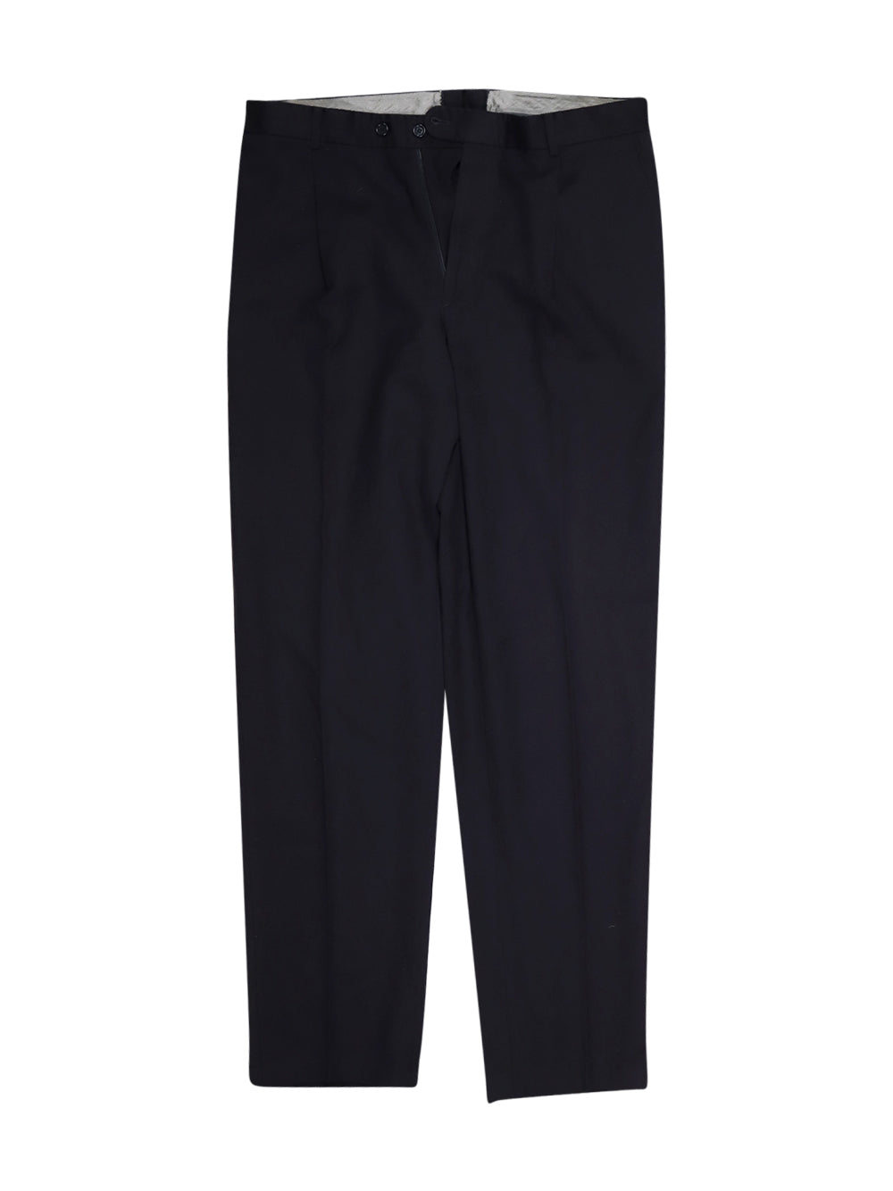 Front photo of Preloved angelico Blue Man's trousers - size 42/XL