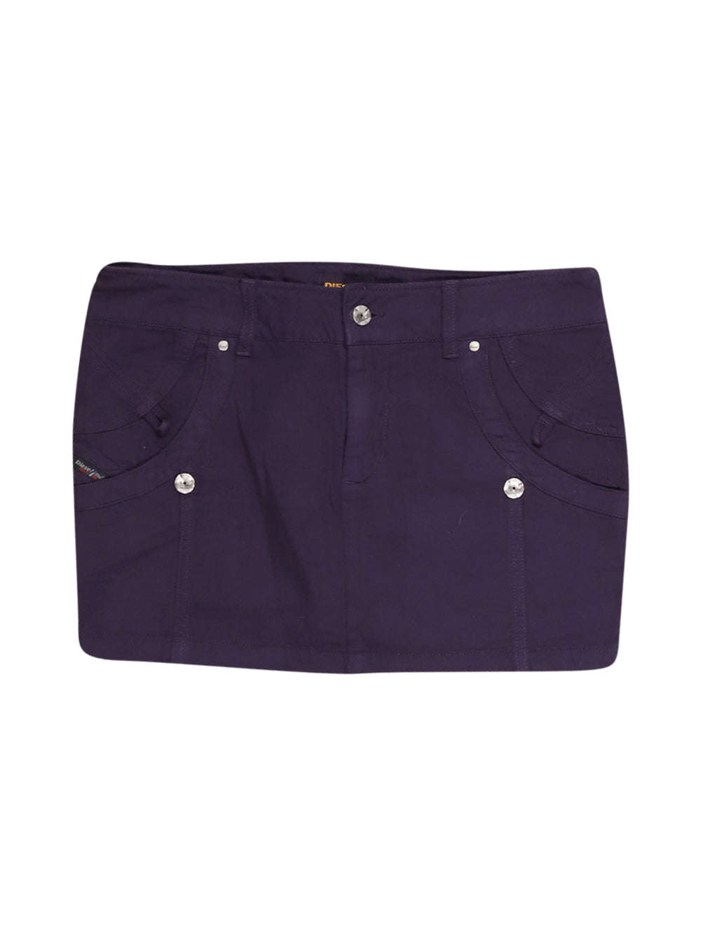 Front photo of Preloved Diesel Violet Woman's skirt - size 12/L