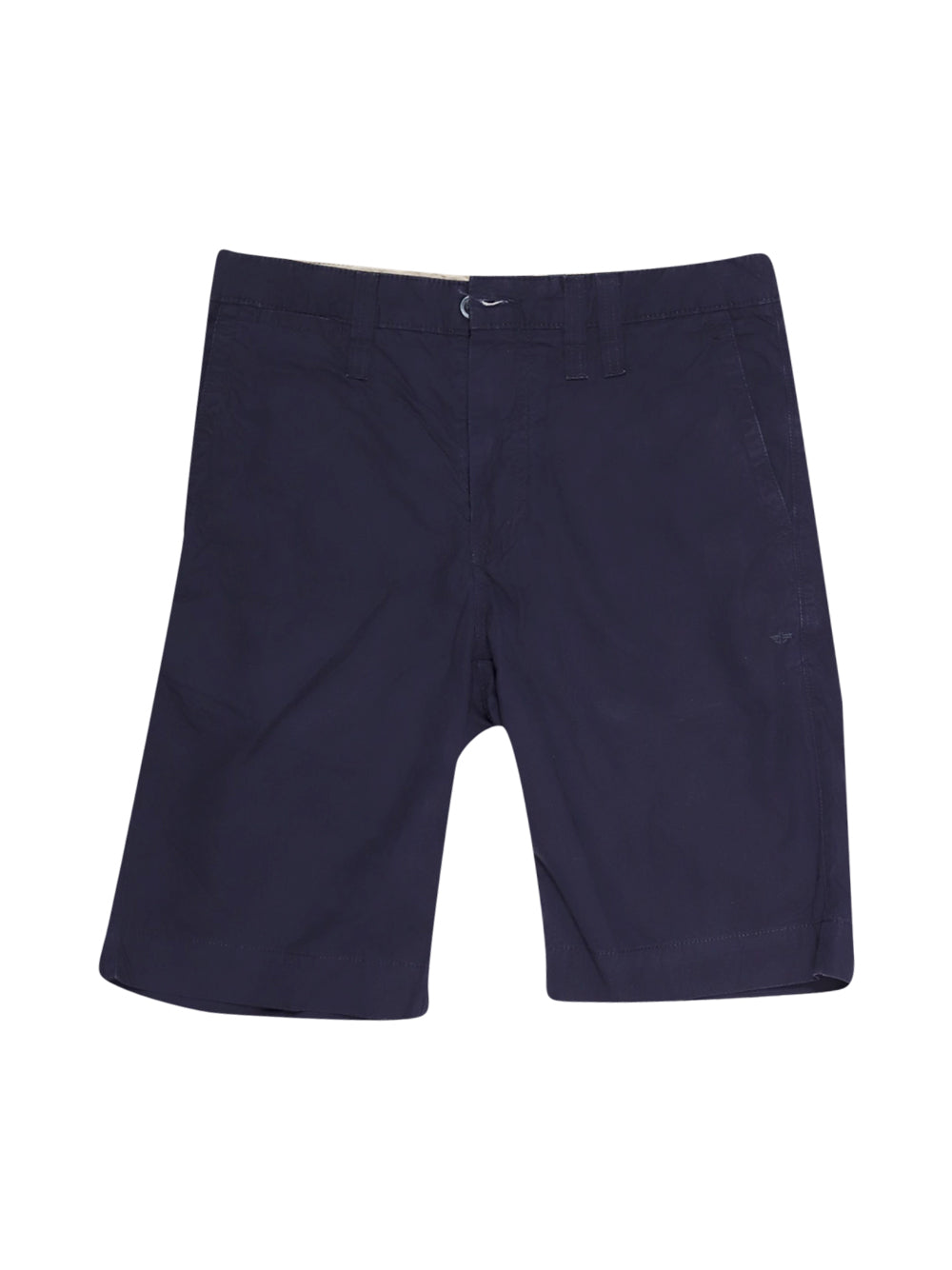 Front photo of Preloved Dockers Blue Man's shorts - size 34/XS