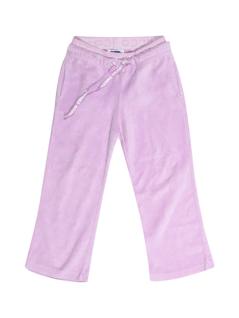 Front photo of Preloved Chicco Pink Girl's trousers - size 18-24 mths