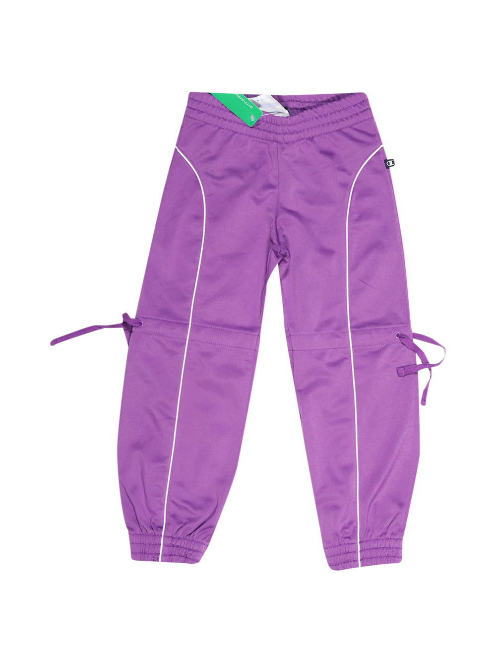 Front photo of Preloved Champion Violet Girl's trousers - size 5-6 yrs