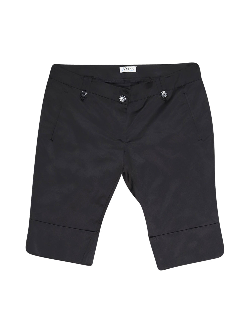 Front photo of Preloved verso Woman Black Woman's shorts - size 14/XL
