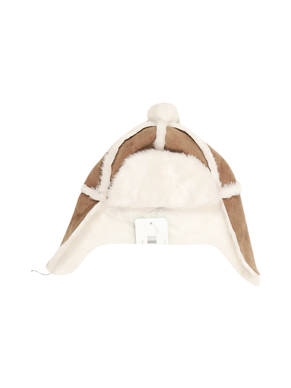 Front photo of Preloved Chicco Brown Girl's hat - size 2-3 yrs
