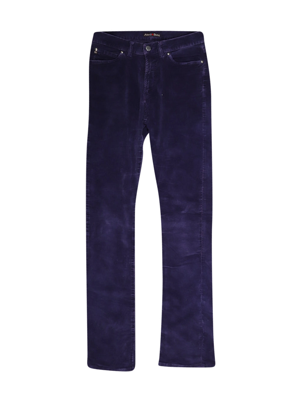 Front photo of Preloved Miss Sixty Violet Woman's trousers - size 10/M