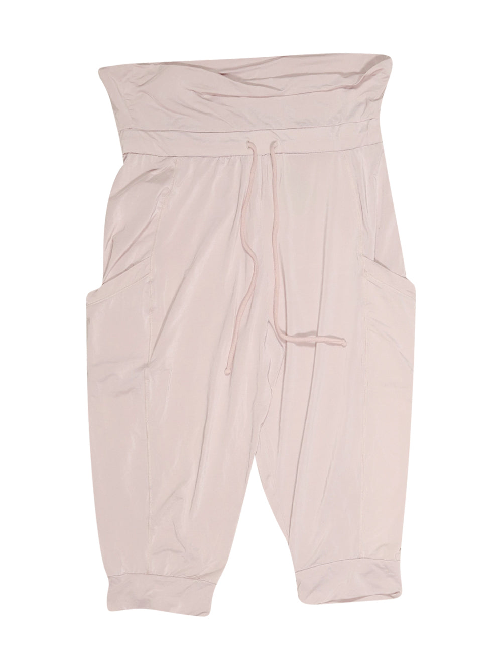 Front photo of Preloved Oysho White Woman's sport trousers - size 10/M