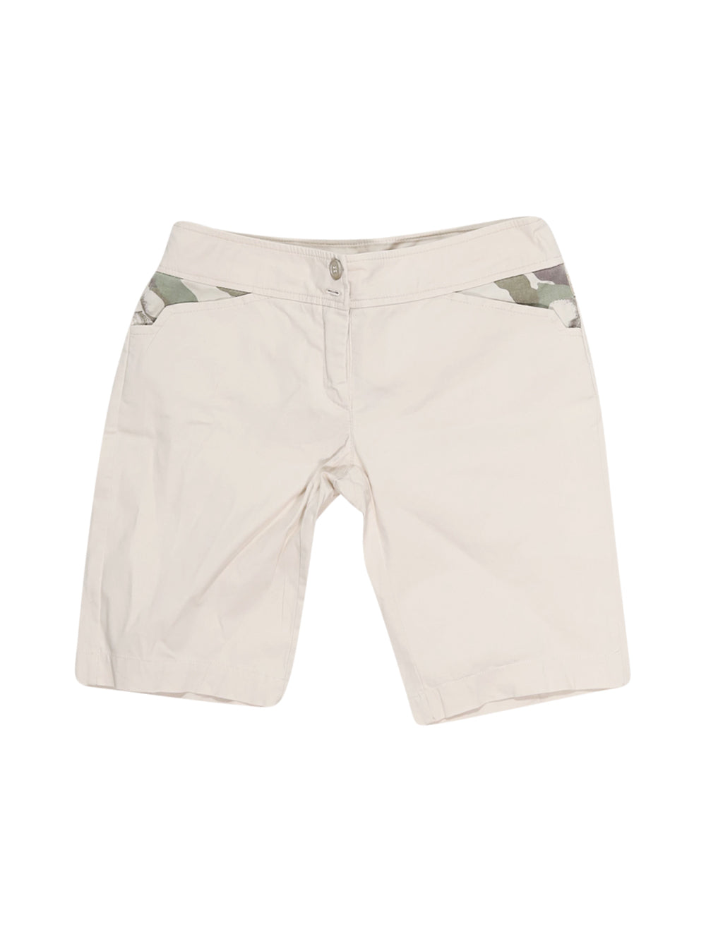 Front photo of Preloved Artigli Beige Woman's shorts - size 12/L