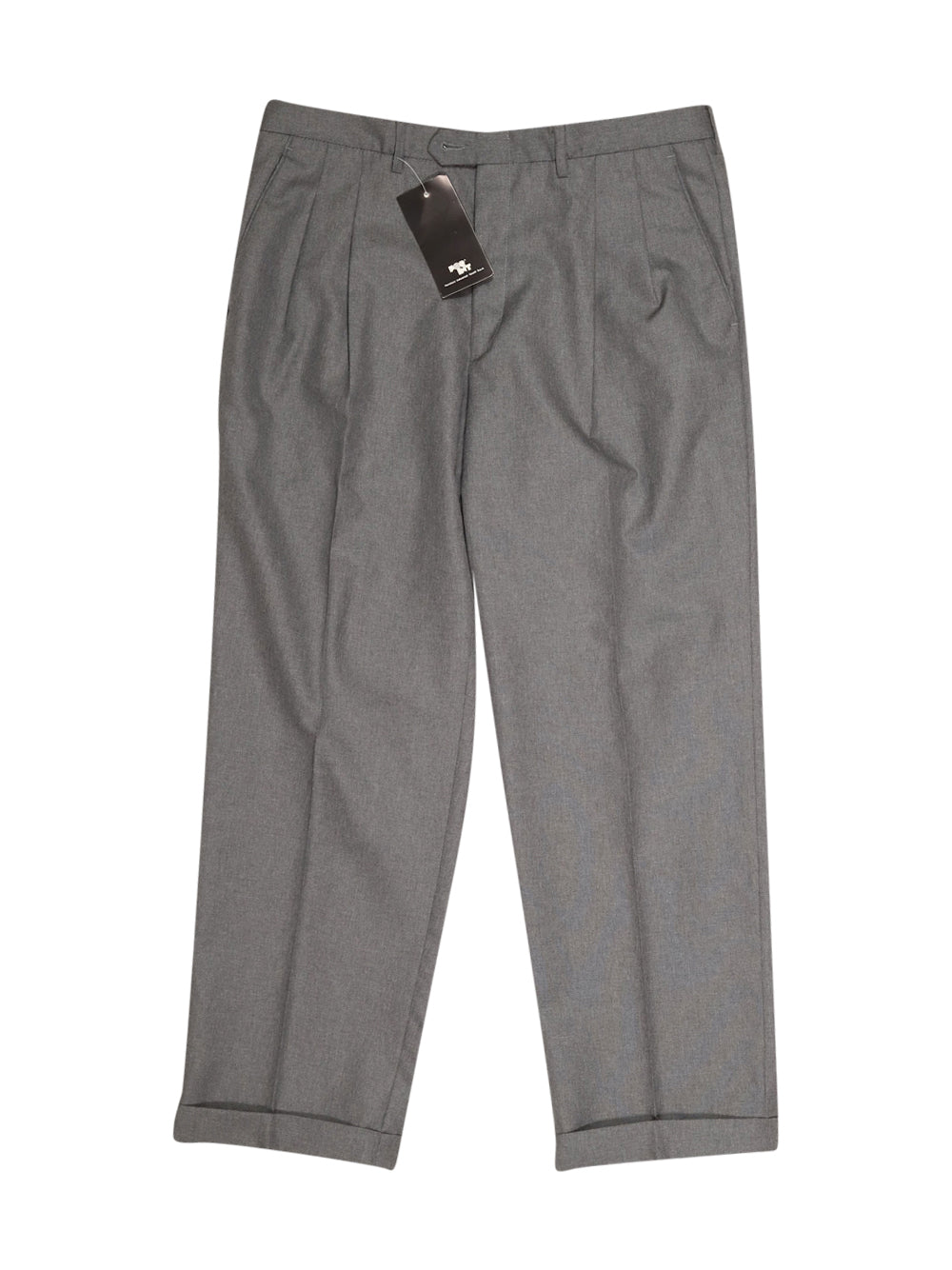 Front photo of Unworn FOR INT Grey Man's trousers - size 42/XL
