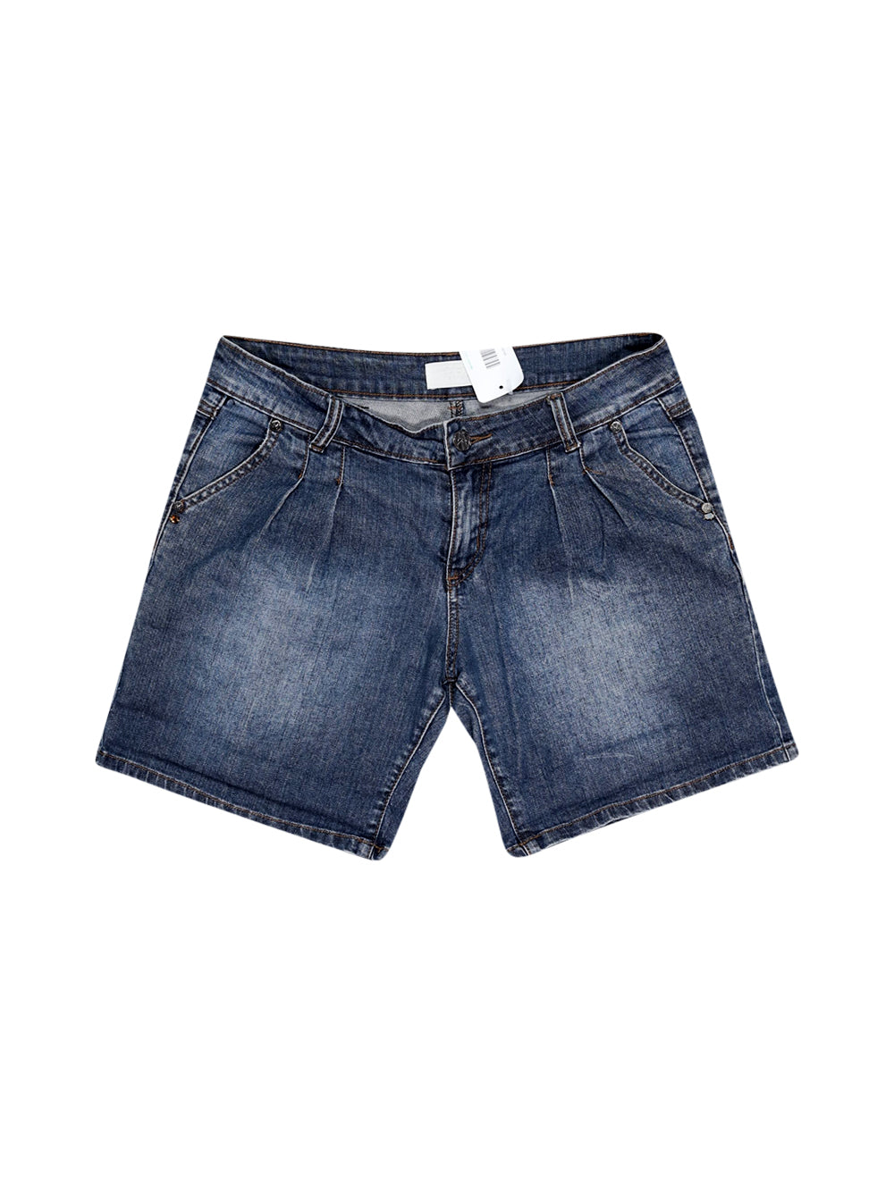 Front photo of Preloved Motivi Blue Woman's shorts - size 10/M
