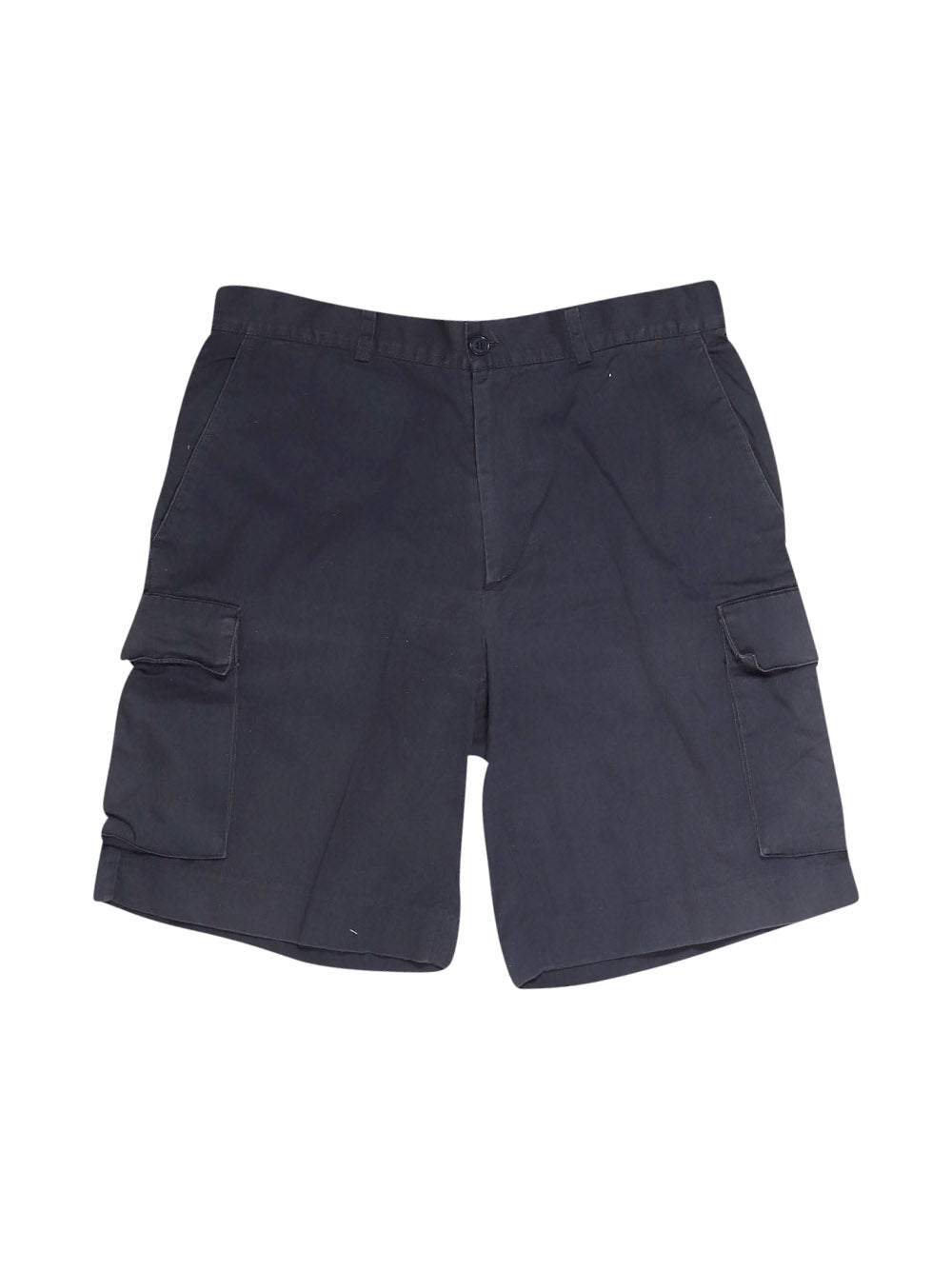 Front photo of Preloved Salvatore Ferragamo Blue Man's shorts - size 38/M
