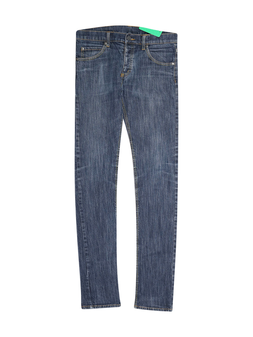 Front photo of Preloved Cheap Monday Blue Woman's trousers - size 10/M