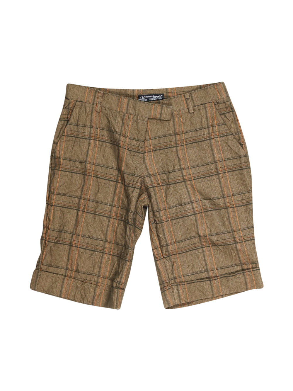 Front photo of Preloved rinascimento Beige Woman's shorts - size 8/S