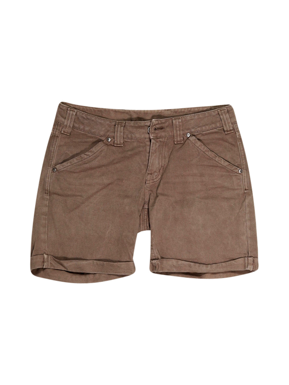 Front photo of Preloved dna Beige Woman's shorts - size 12/L