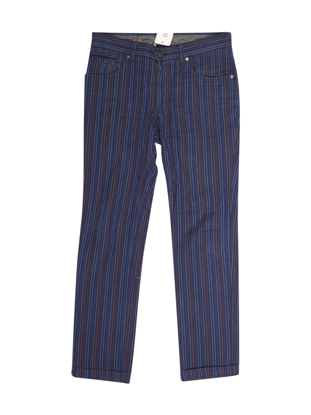 Front photo of Preloved seitasche Blue Man's trousers - size 36/S