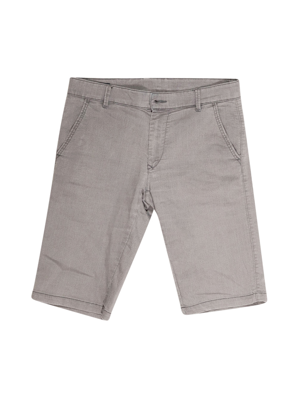Front photo of Preloved Gas Grey Man's shorts - size 36/S