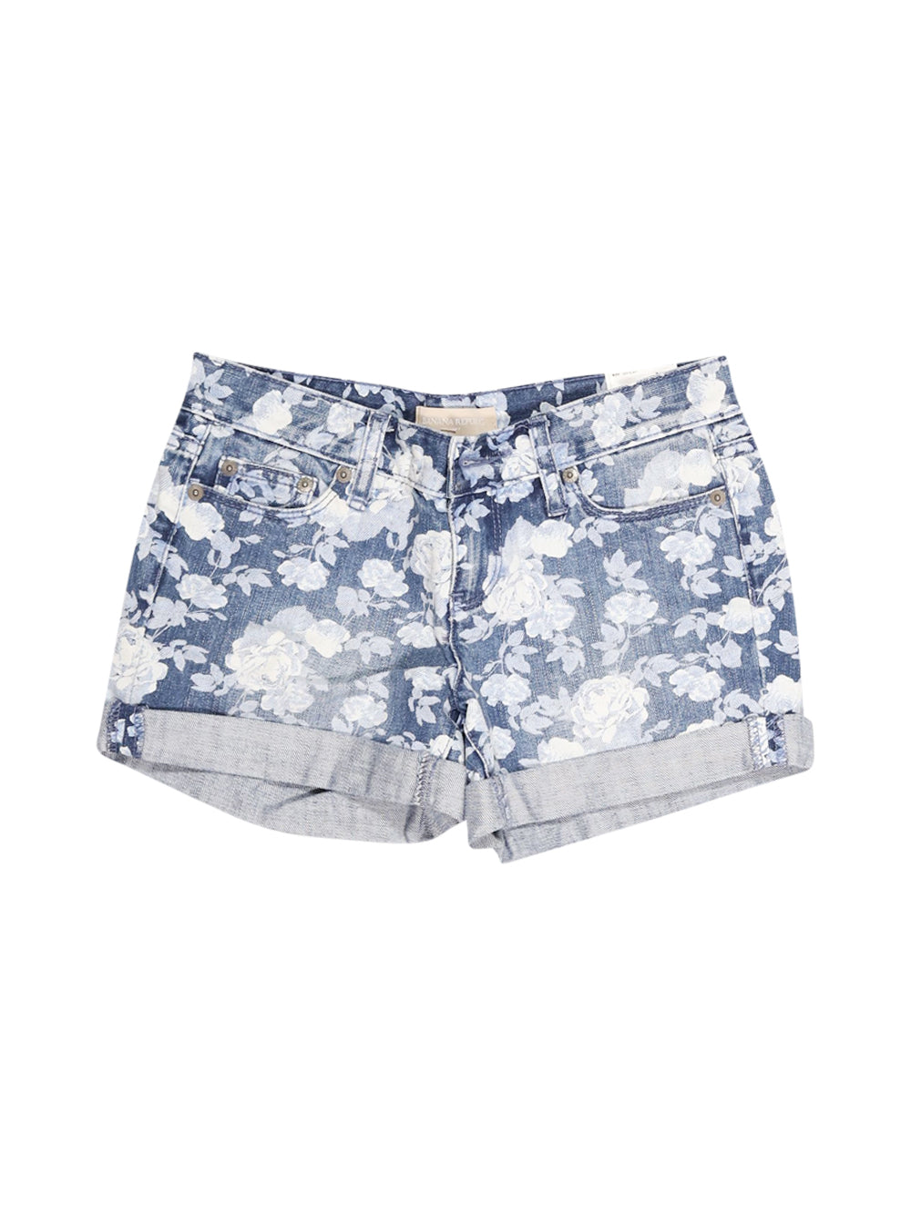 Front photo of Preloved Banana Republic Blue Woman's shorts - size 6/XS