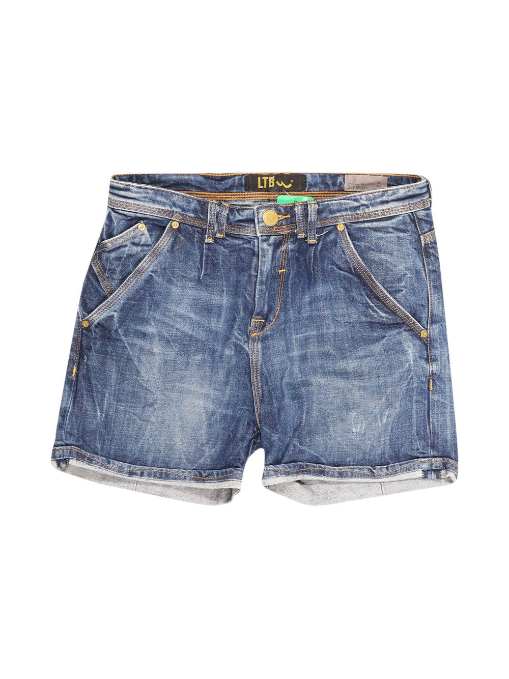 Front photo of Preloved Ltb Blue Woman's shorts - size 10/M