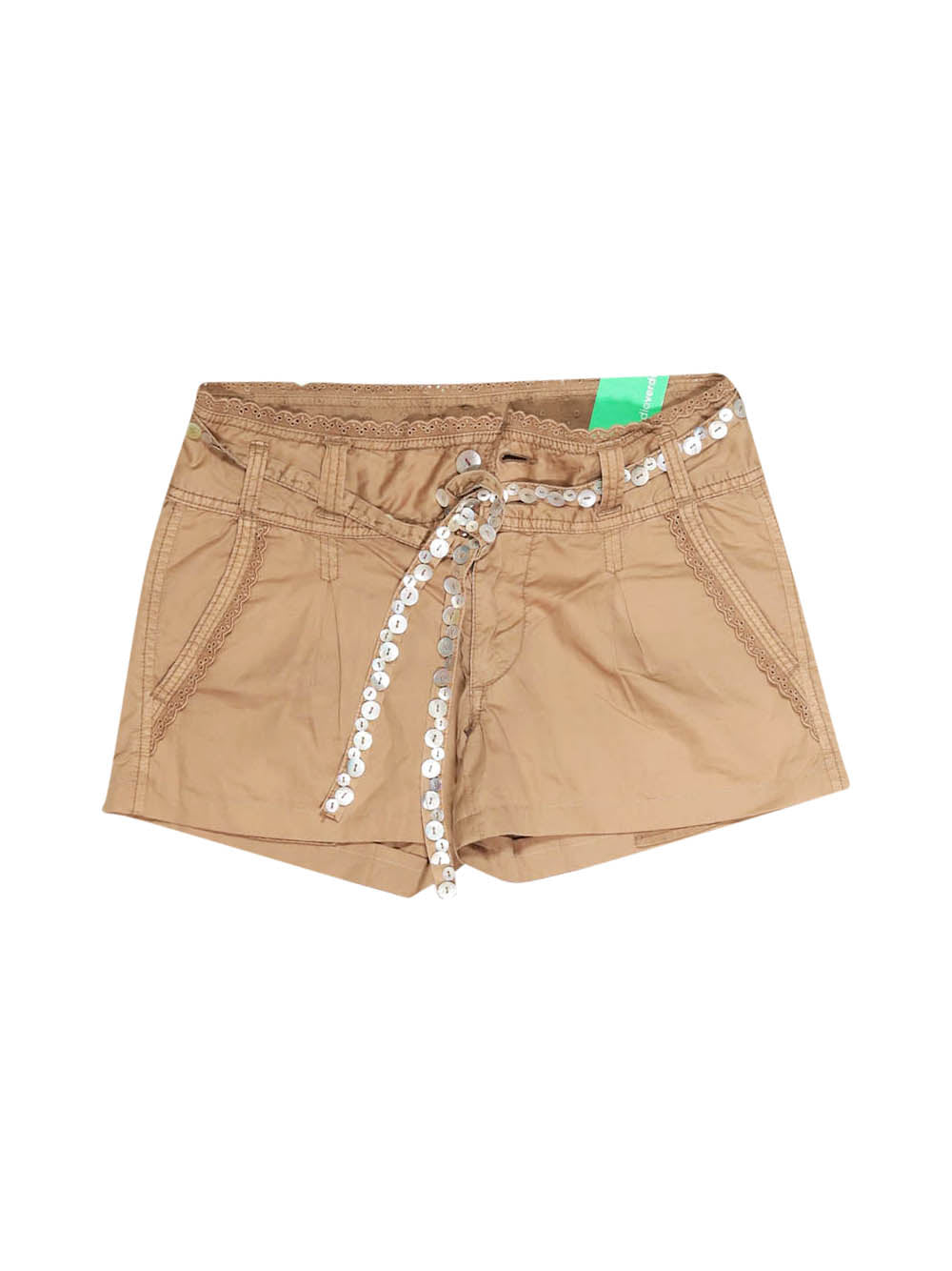 Front photo of Preloved New Penny Brown Woman's shorts - size 8/S
