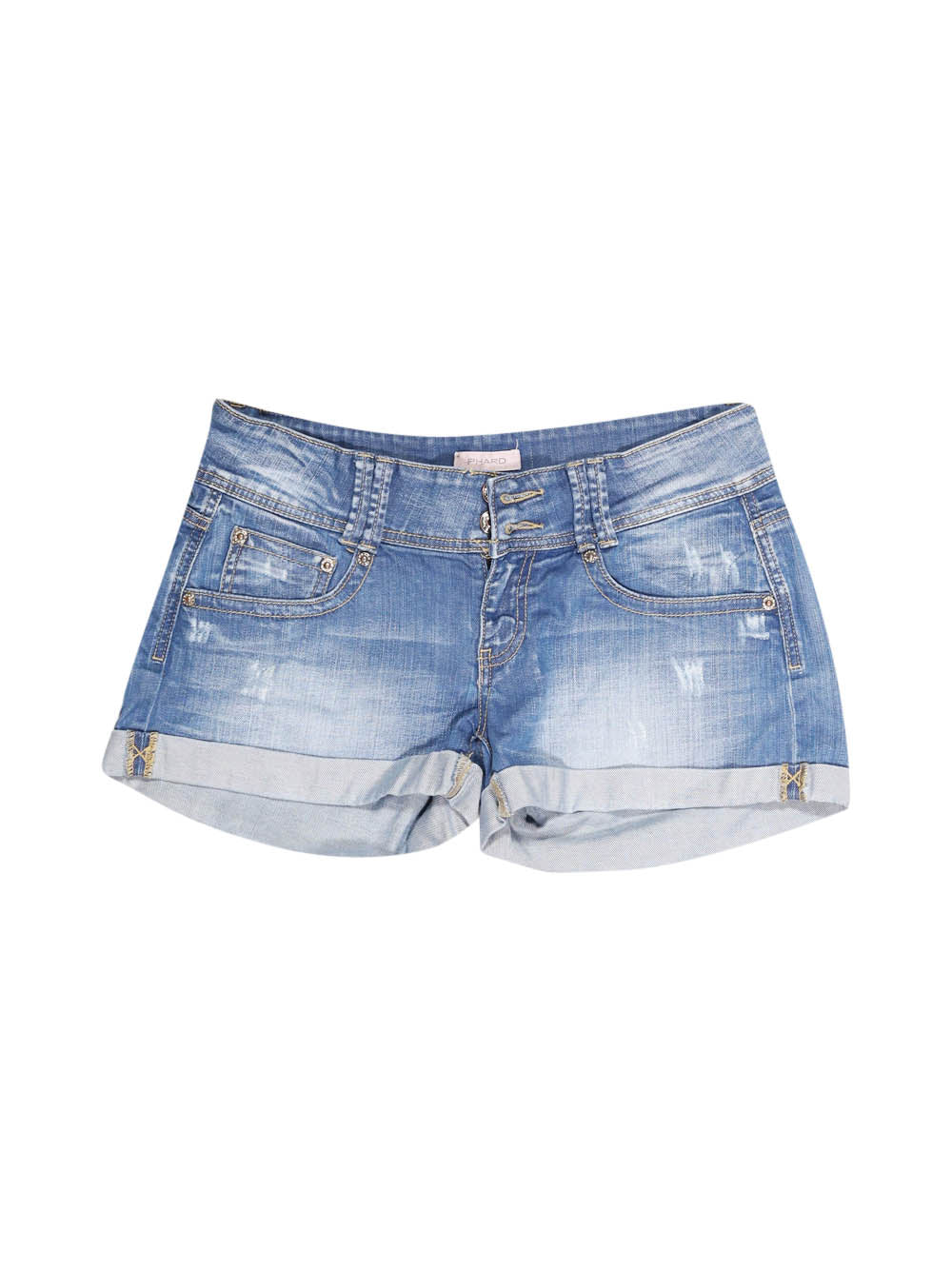 Front photo of Preloved Phard Blue Woman's shorts - size 12/L