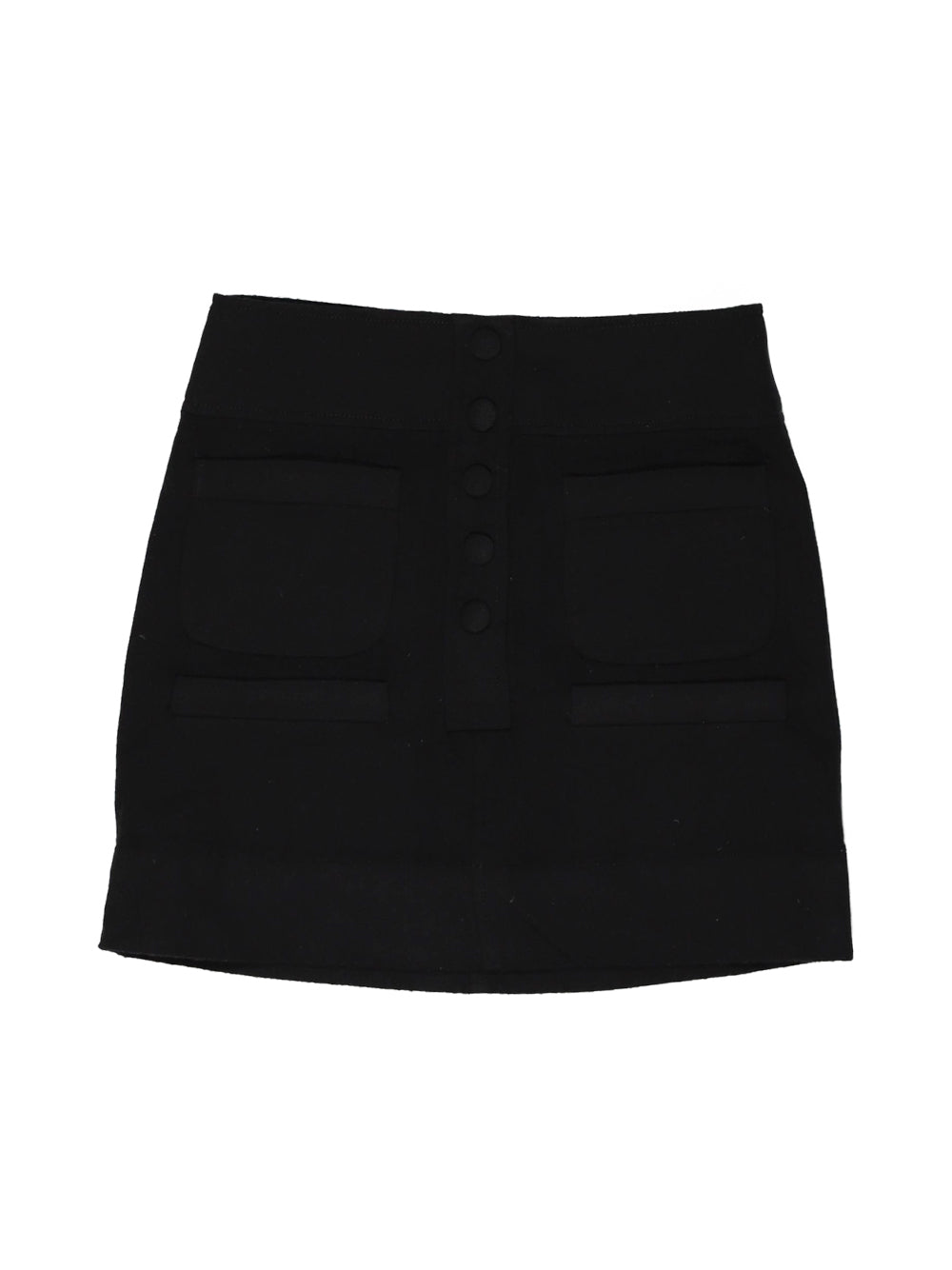Front photo of Preloved French Connection Black Woman's skirt - size 8/S