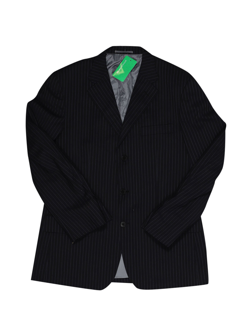 Front photo of Preloved project classico Blue Man's suit - size 40/L