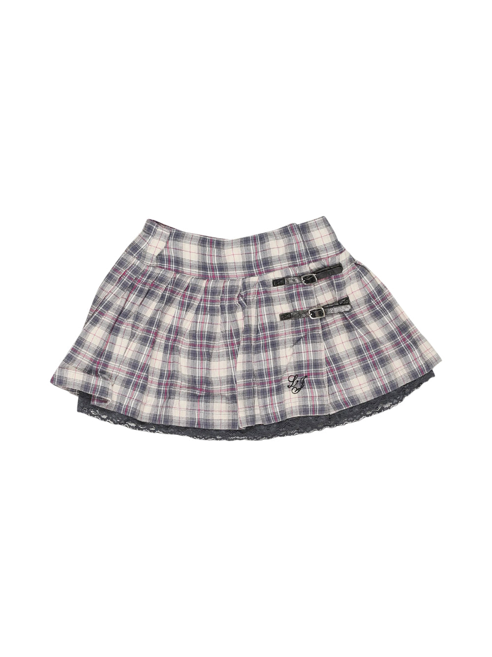 Front photo of Preloved Liu Jo Grey Girl's skirt - size 3-4 yrs
