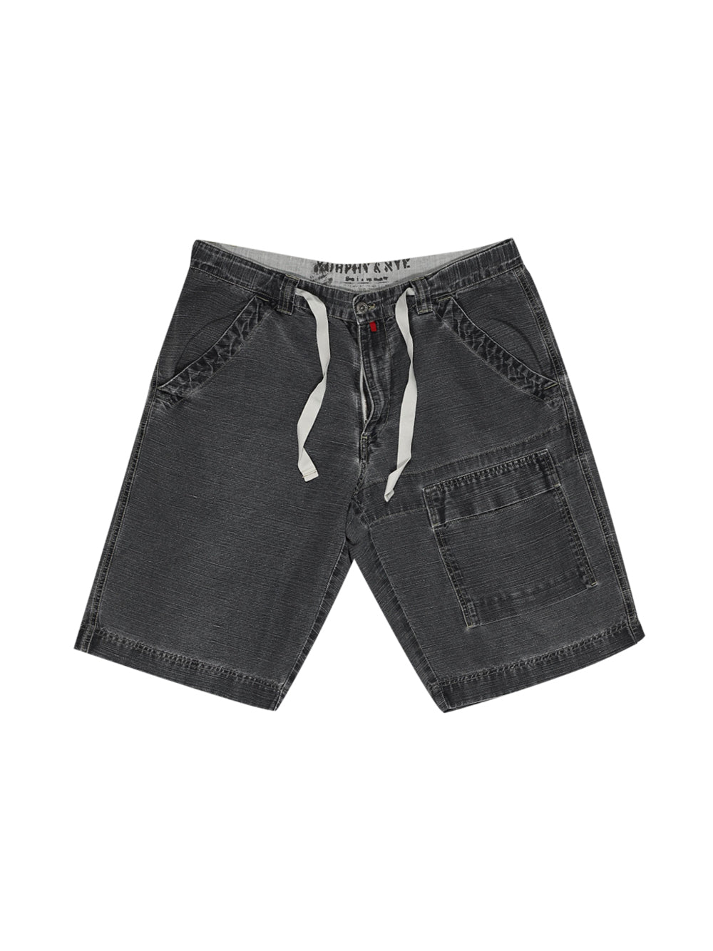 Front photo of Preloved Murphy & Nye Grey Man's shorts - size 40/L