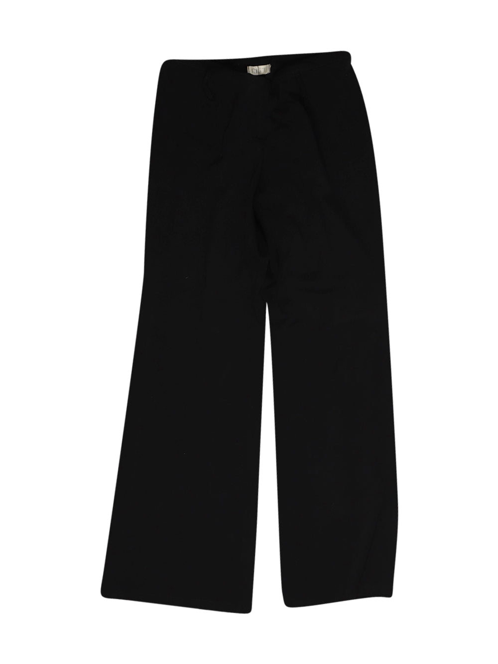 Front photo of Preloved List Black Woman's trousers - size 8/S