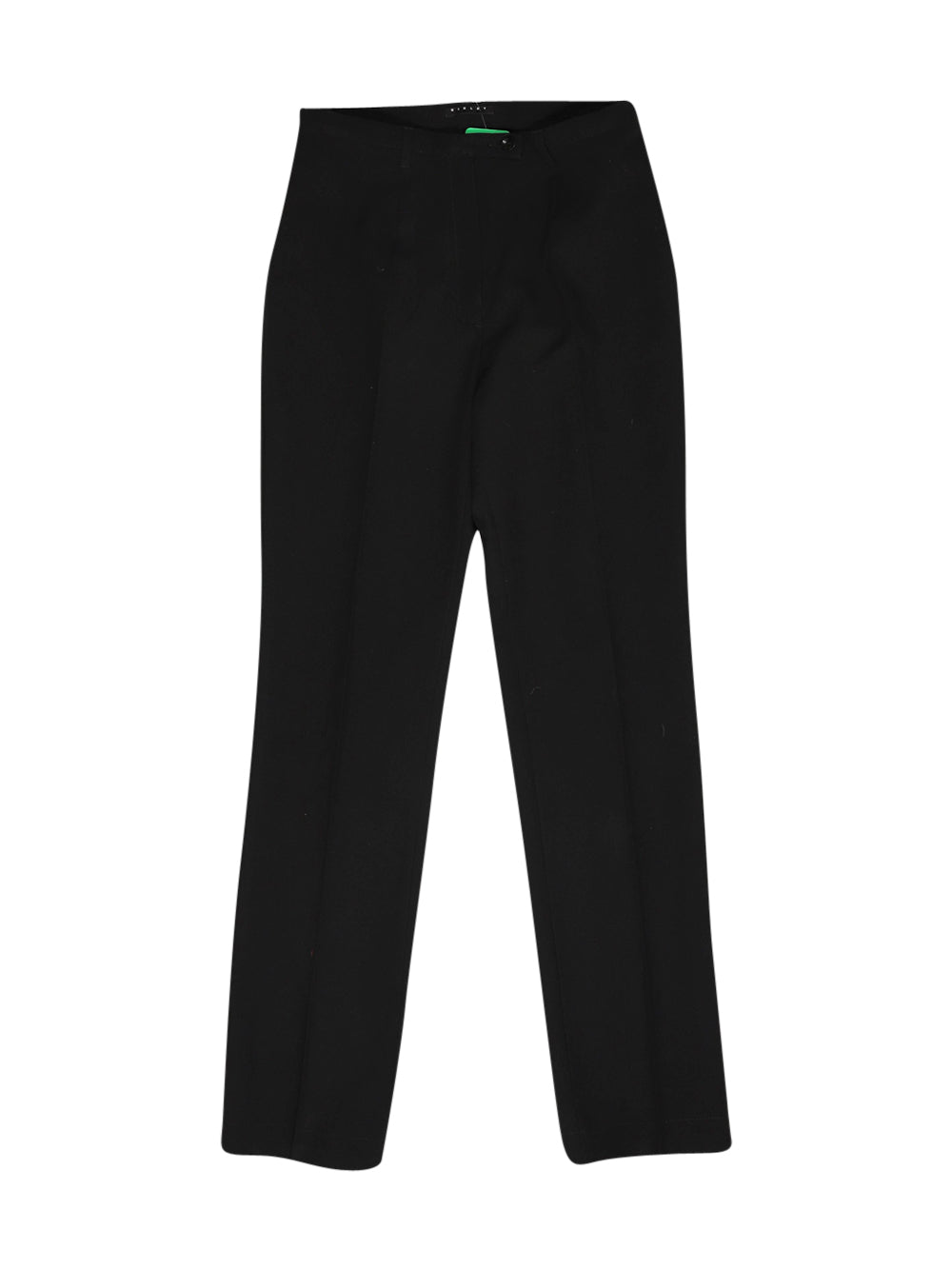 Front photo of Preloved Sisley Black Woman's trousers - size 10/M