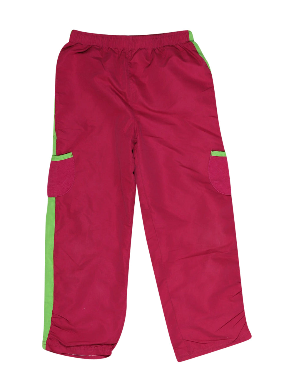 Front photo of Preloved Nike Pink Girl's sport trousers - size 5-6 yrs