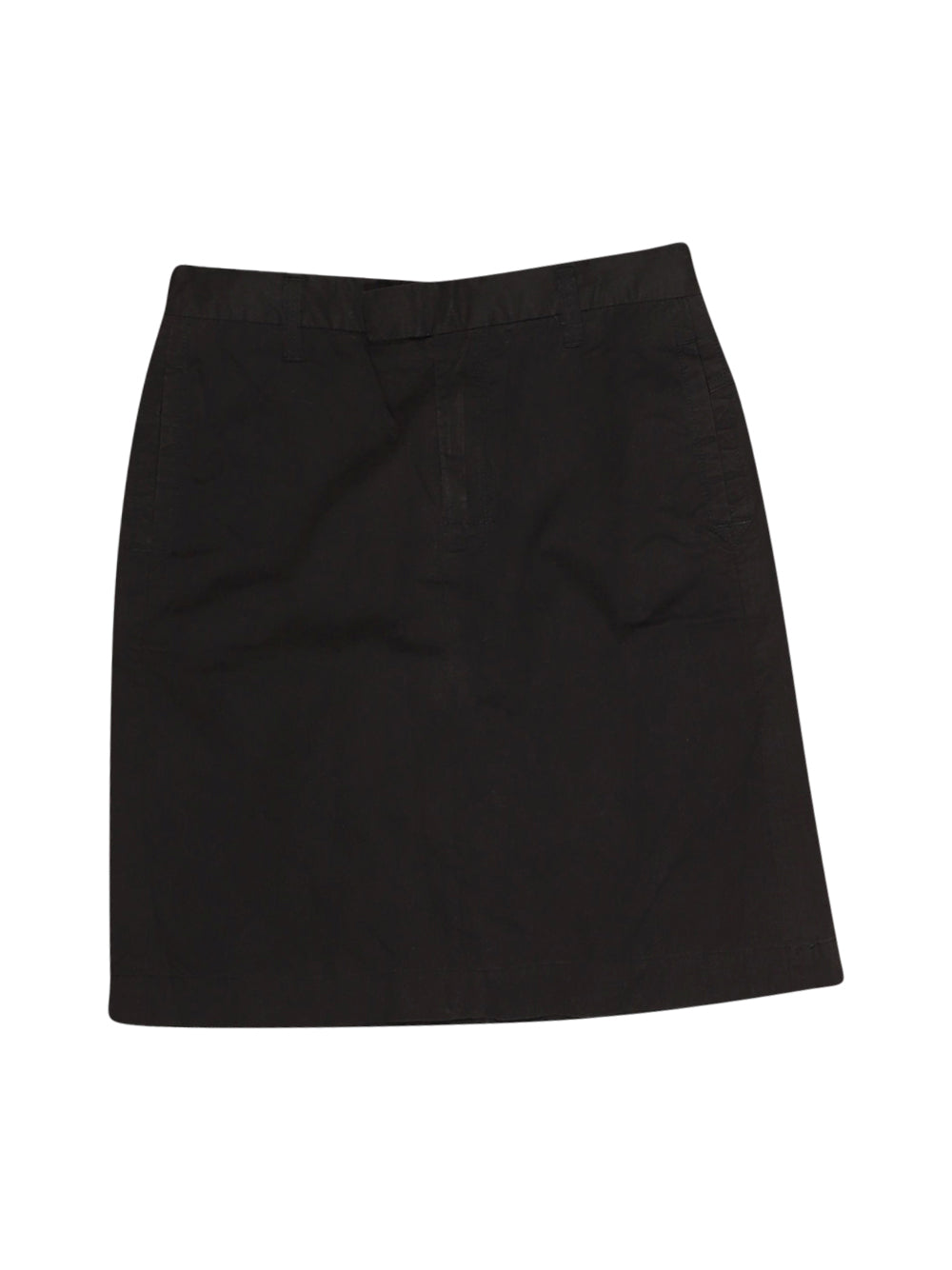 Front photo of Preloved Diesel Black Woman's skirt - size 8/S