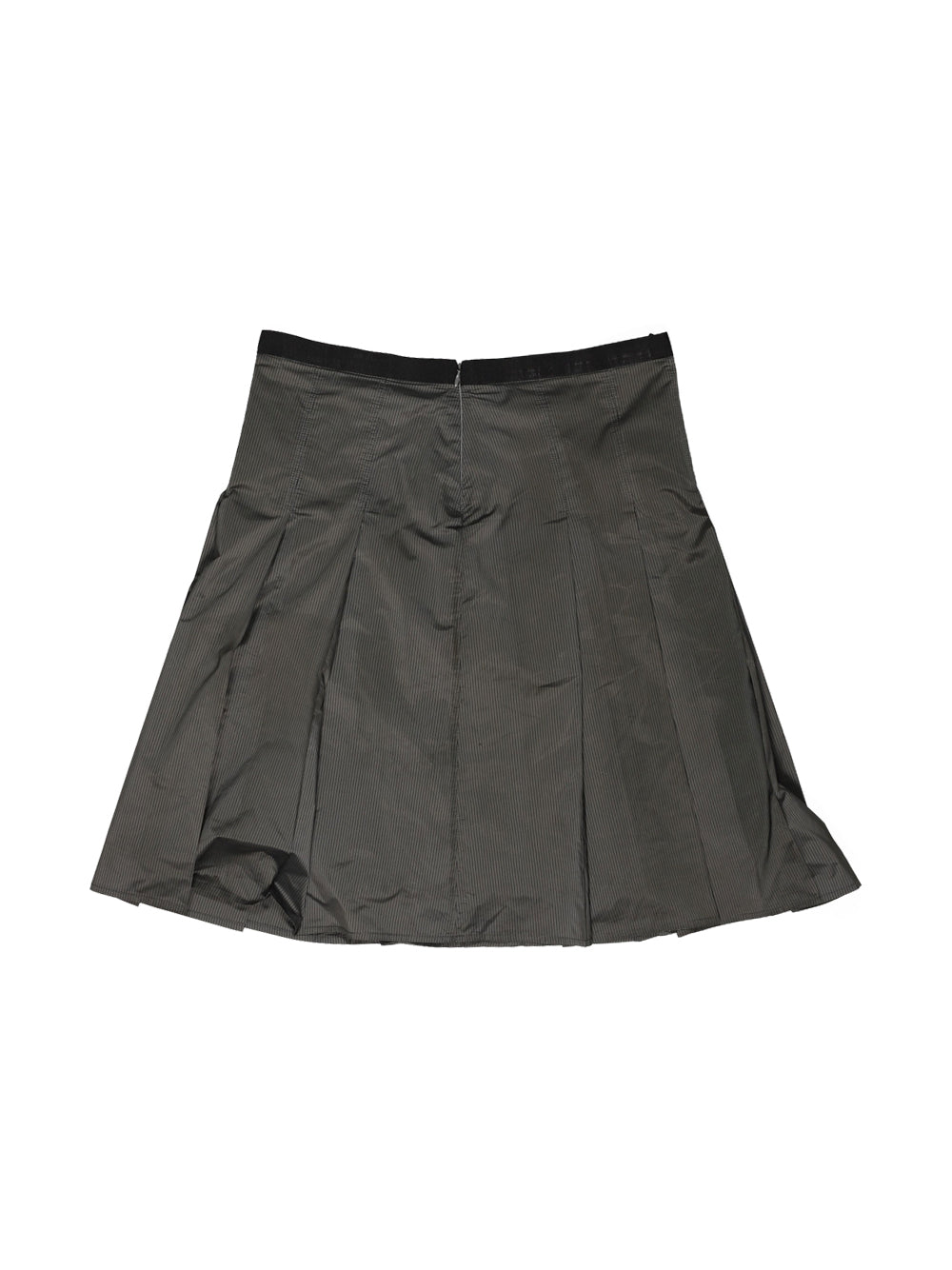 Front photo of Preloved Massimo Dutti Grey Woman's skirt - size 10/M
