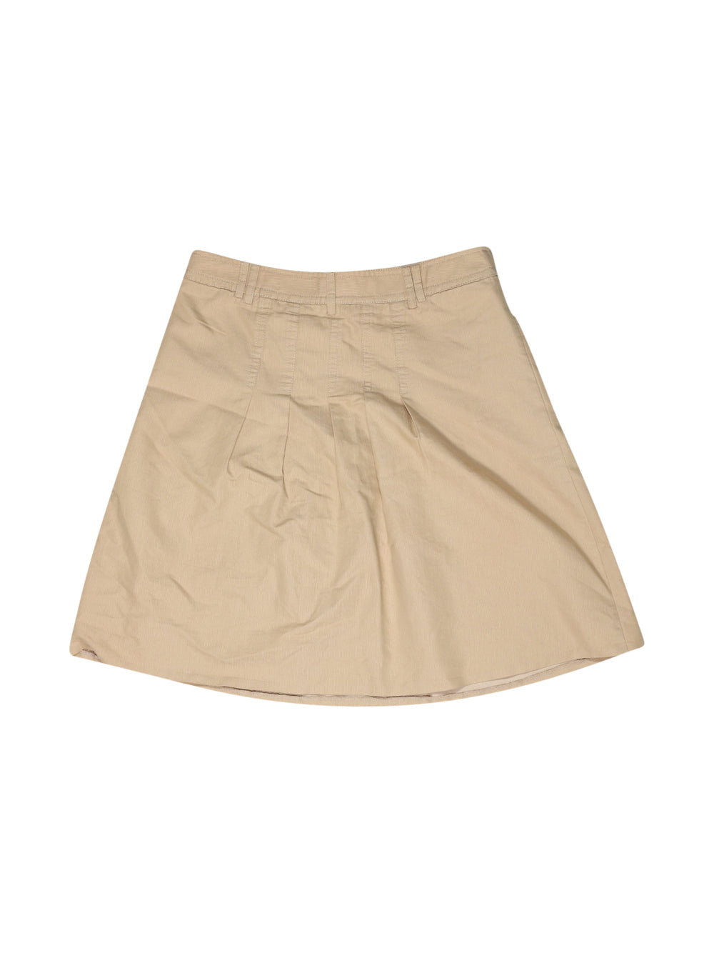 Back photo of Preloved Esprit Beige Woman's skirt - size 10/M