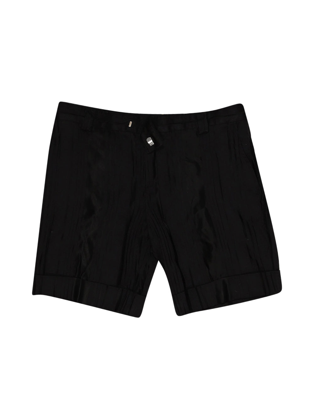 Front photo of Preloved Roberto Cavalli Black Woman's shorts - size 10/M