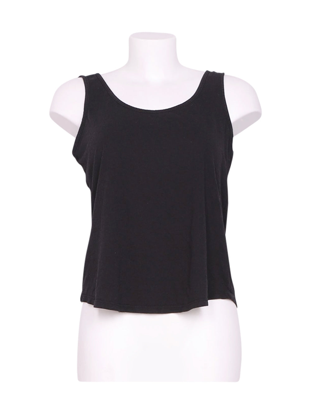 Front photo of Preloved Asos Black Woman's sleeveless top - size 10/M