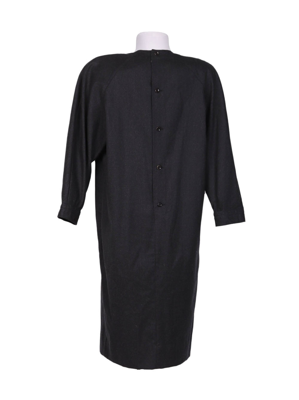 Back photo of Preloved Max Mara Black Woman's dress - size 10/M