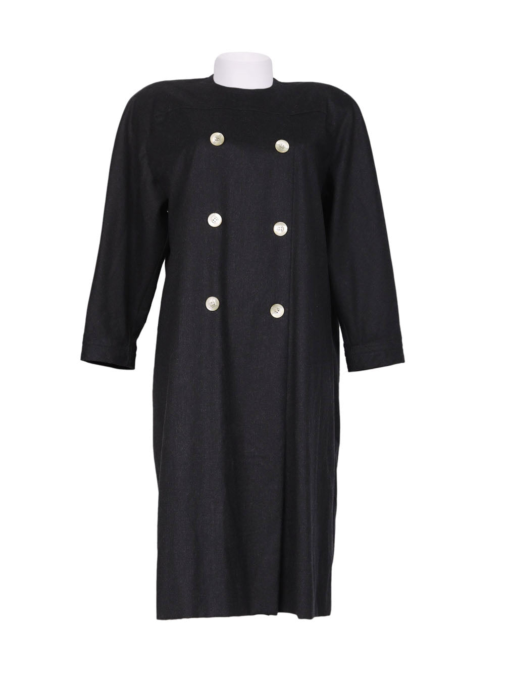 Front photo of Preloved Max Mara Black Woman's dress - size 10/M