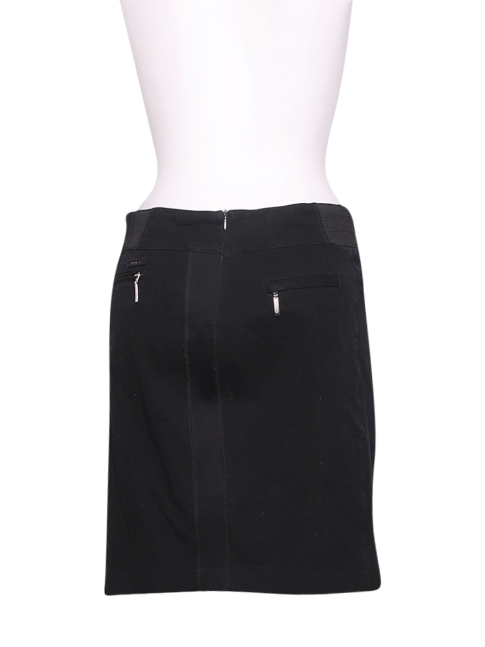 Back photo of Preloved Liu Jo Black Woman's skirt - size 10/M